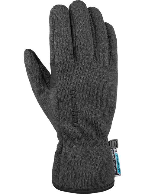 Reusch Gardone Touch-Tec Gloves dark granite